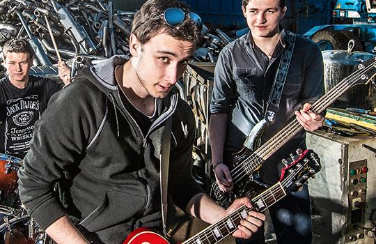 Rocková kapela UNRATED